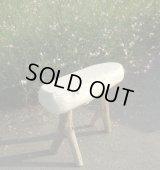 ガーデン椅子型飾り台
