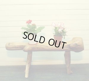 画像2: ガーデン椅子型飾り台