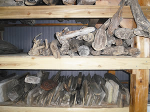 流木アート工房