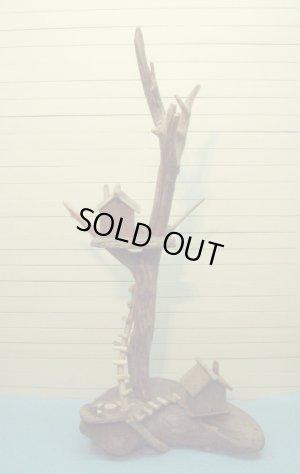 画像4: 流木ツリーハウスオブジェ  スタンド