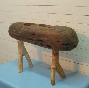 画像3: 流木プランター
