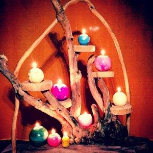 画像1: キャンドルアーティスト  Candle K様の使用例
