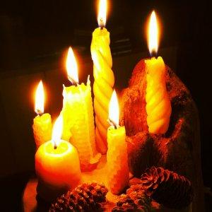 画像2: キャンドルアーティスト  Candle K様の使用例